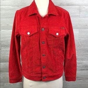 Lucky Brand Corduroy Cowgirls Dream Western Jacket